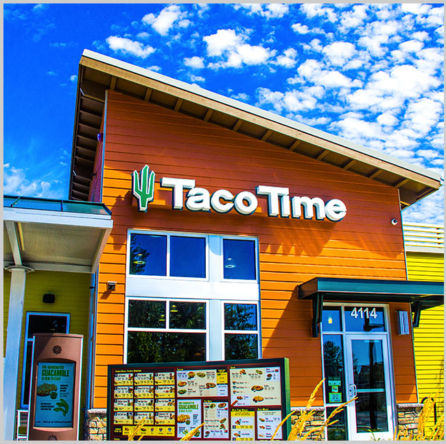 Case Study Taco Time
