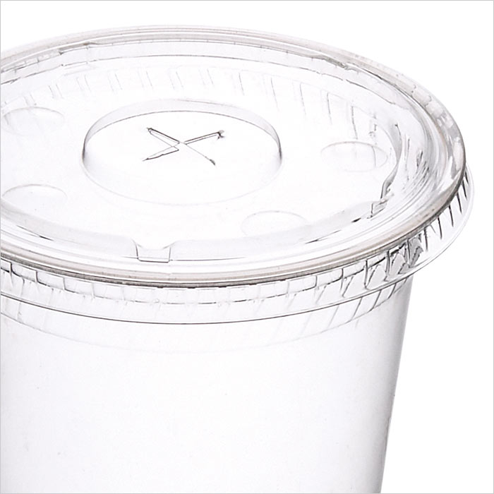 Ingeo PLA clear cup