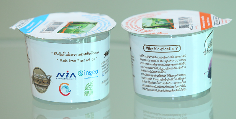 Dairy Home yogurt in Ingeo