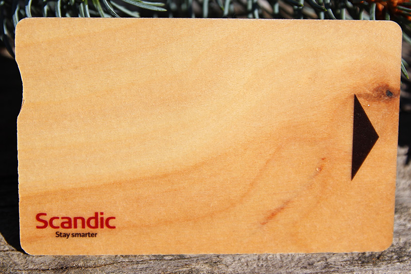 Scandic Hotels Card