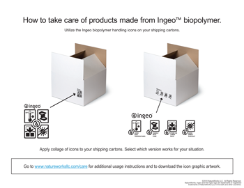 Ingeo Smart Care for boxes